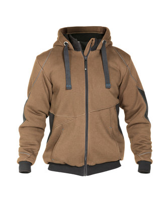 Dassy Pulse 2-kleurige sweatshirt jas