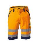 Dassy Lucca korte broek Oranje/navy