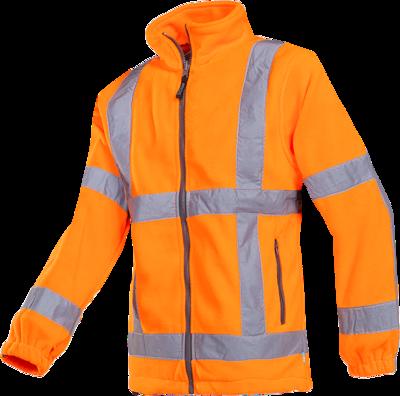 Sioen Berkel RWS signalisatie fleece jas