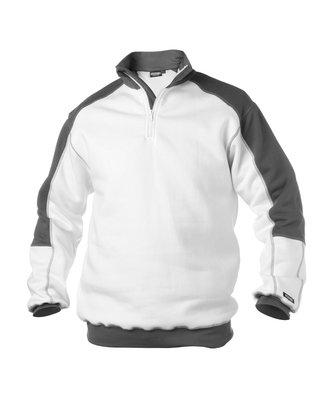 Basiel Tweekleurige sweatshirt
