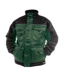 Dassy Tignes  winterjas Groen/zwart