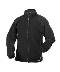 Dassy Penza fleece vest Zwart