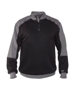 DAssy Basiel-sweatshirt zwart
