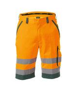 Dassy Lucca korte broek Oranje/groen