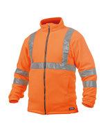 Dassy Kaluga fleece jas Oranje